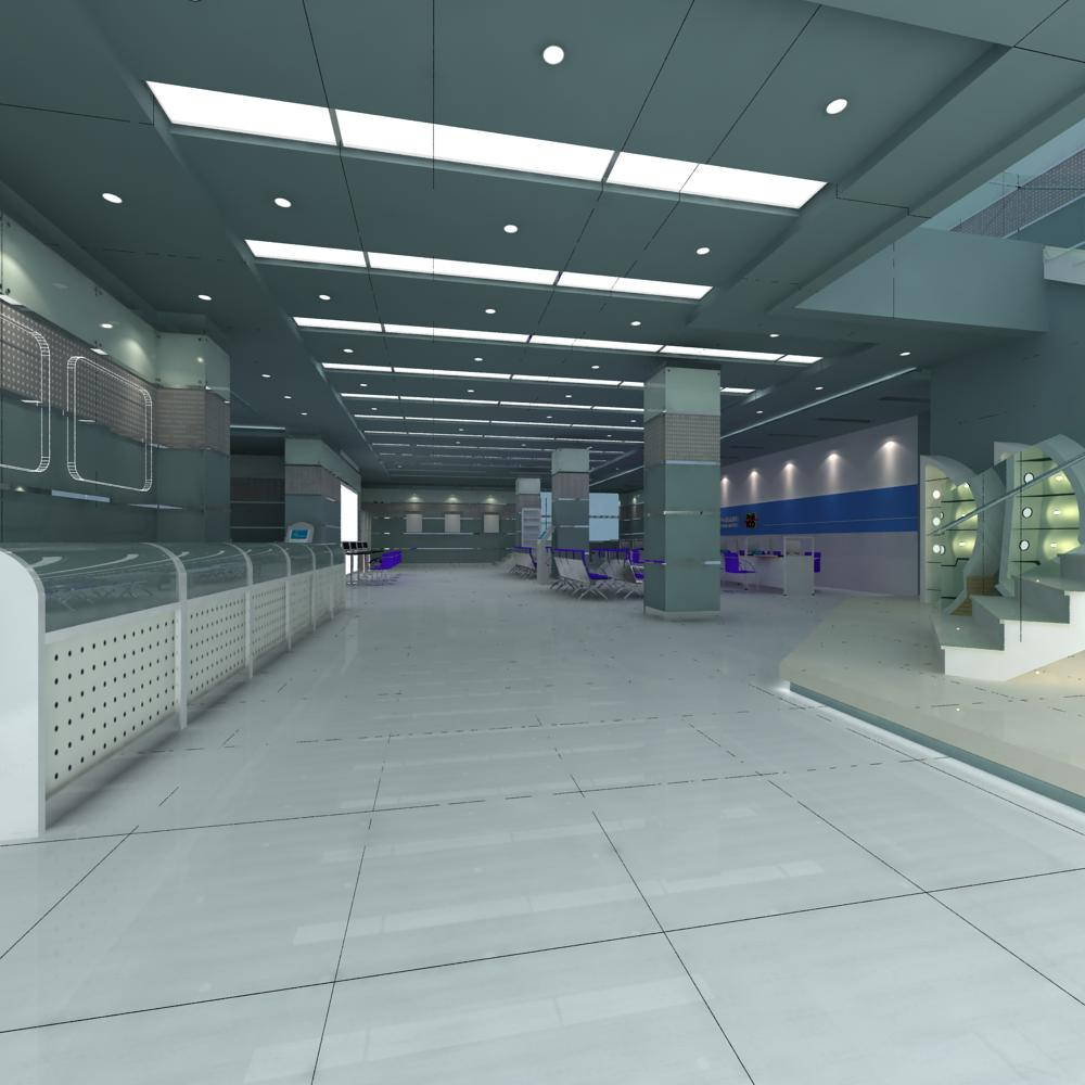 office 101 two two 3d model max 144726