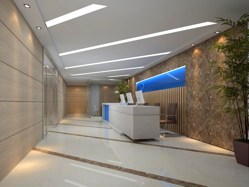 office 110 3d model max 137413