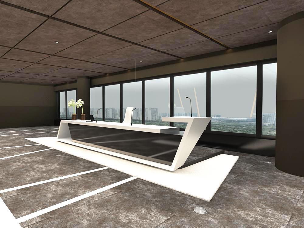 office 111-1 3d model max 137415
