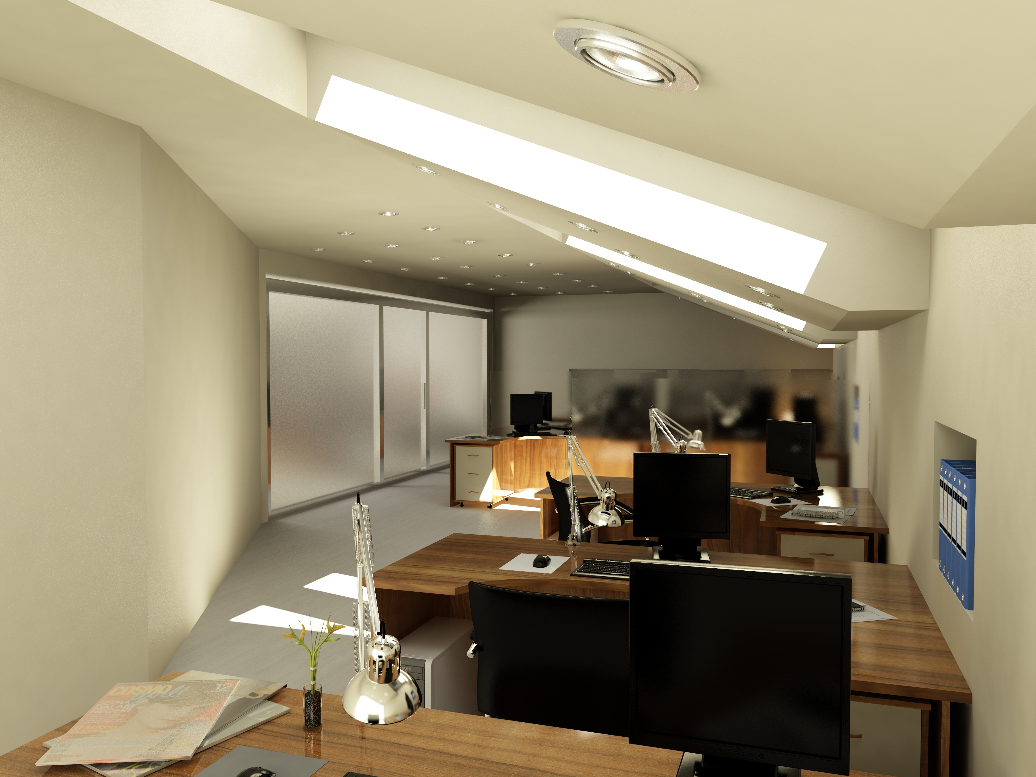 office 111 two 3d model max 144802