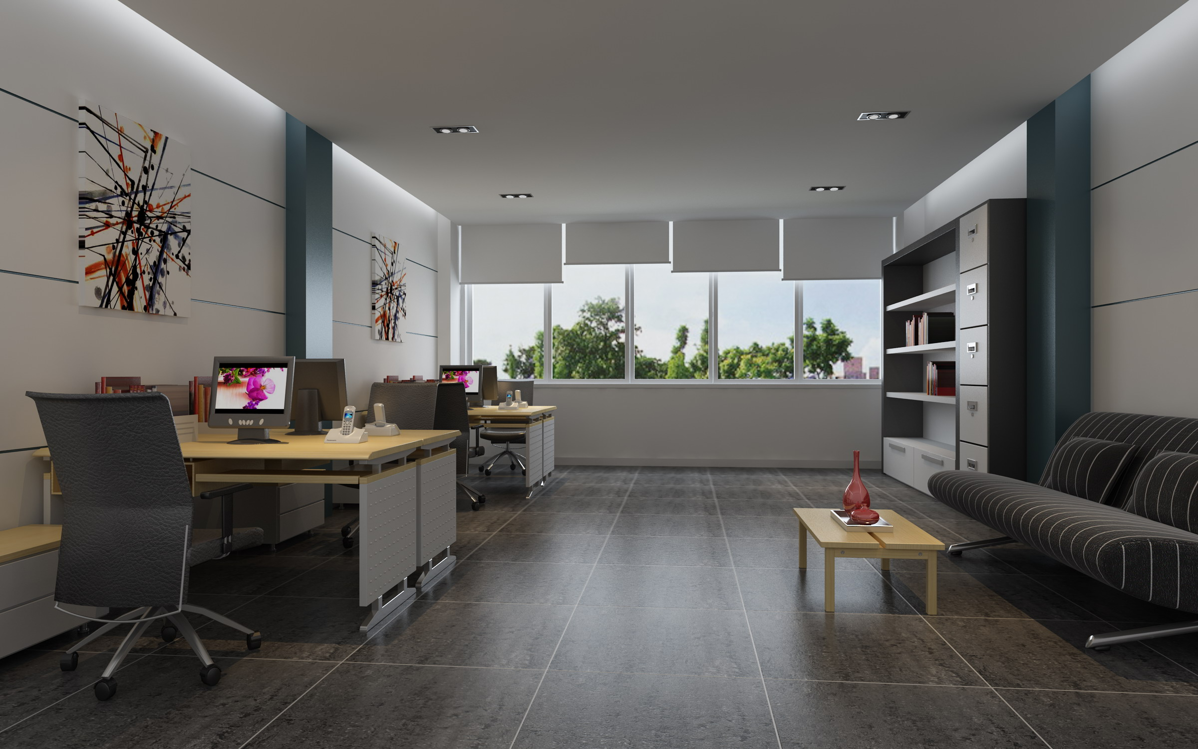 office 112 one two 3d model max 144806