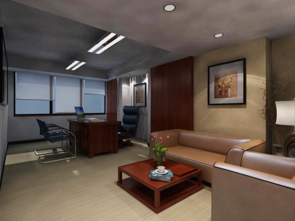 office 123 3d model max 137450