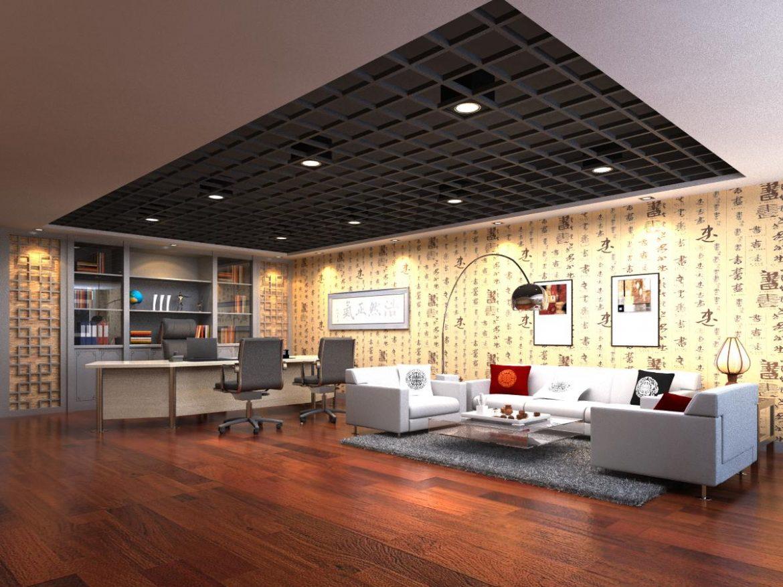 office 124 3d model max 137452