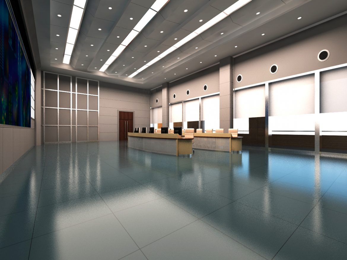 office 129 two 3d model max 137460