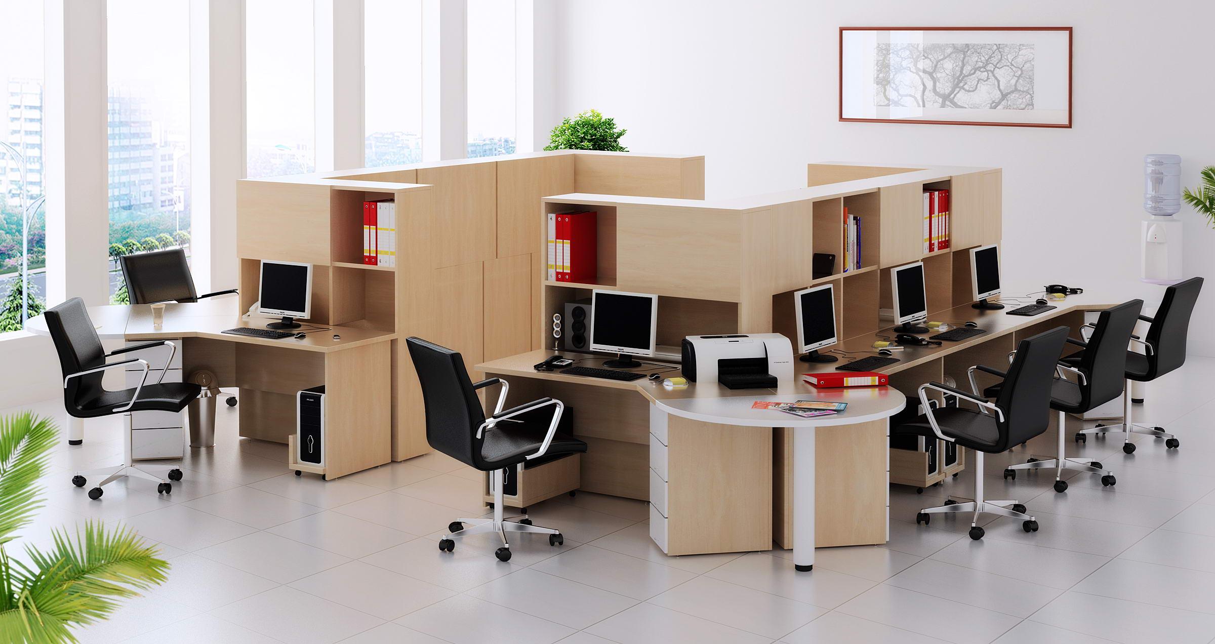 office 130 3d model max 122083