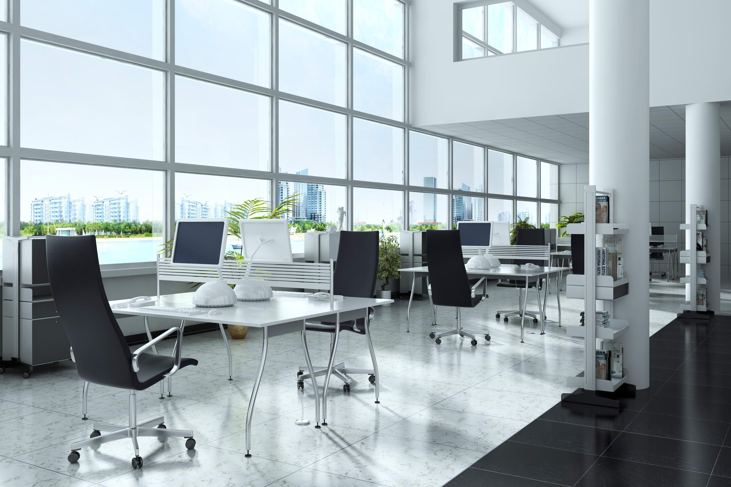 office 131 3d model max 122086