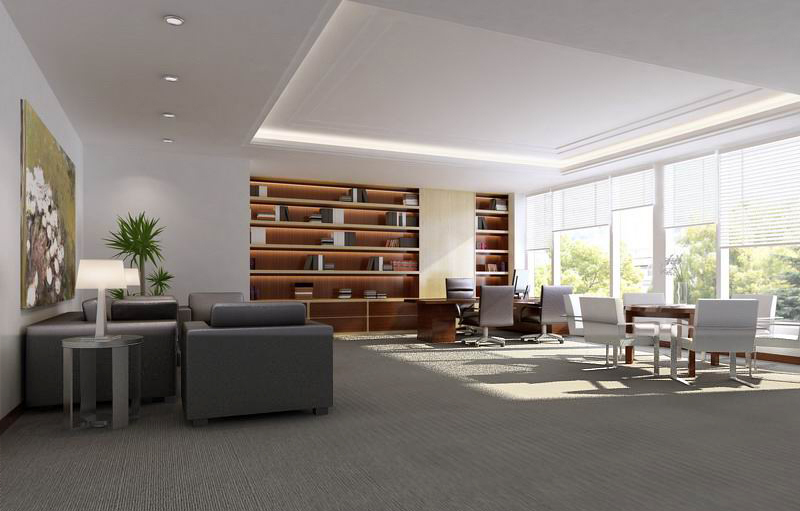 office 137 3d model max 122099