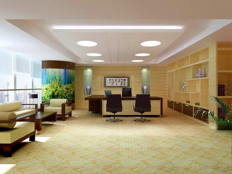 office 145 3d model max 122118