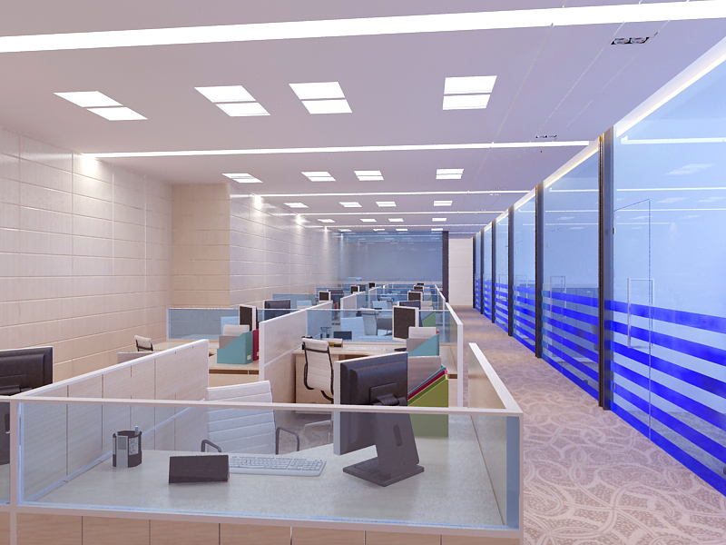 office 151 3d model max 122132