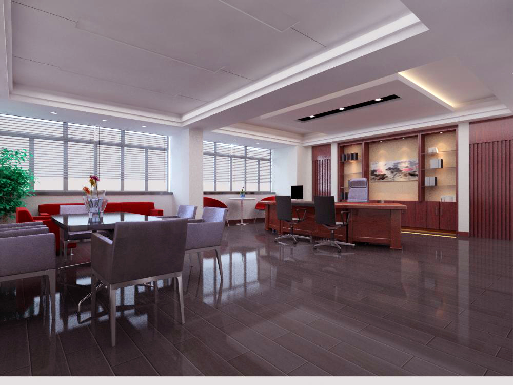 office 151 two 3d model max 144834