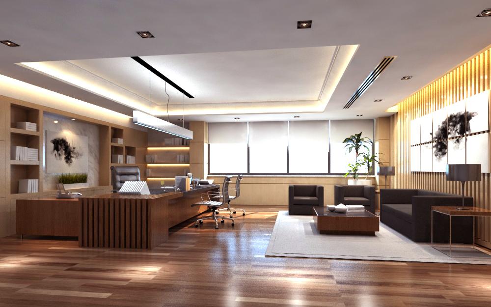 office 155 3d model max 122140