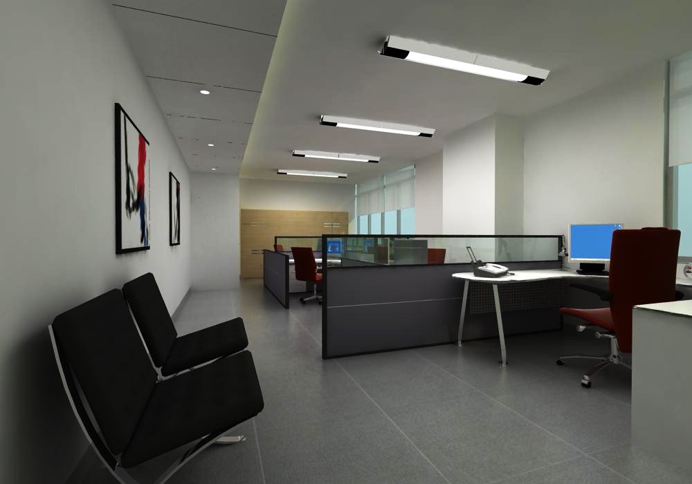 office eighty nine two 3d model max 144535