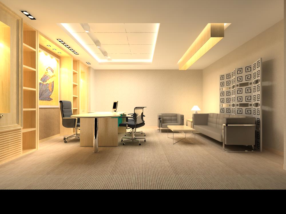 office ninety one two 3d model max 144539