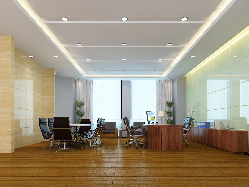 office spaces 005 3d model 124799