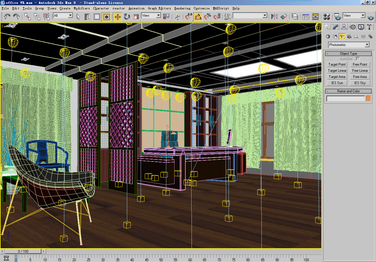 office2 3d model max 125317