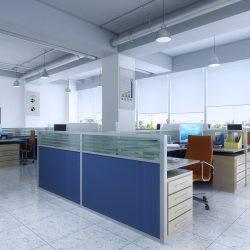 Office 133 3d Model Interior Building max AR VR