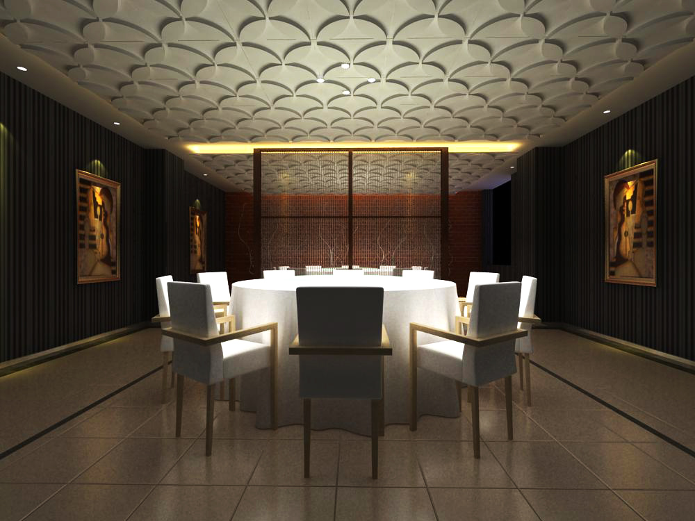private room 001 3d model max 144877