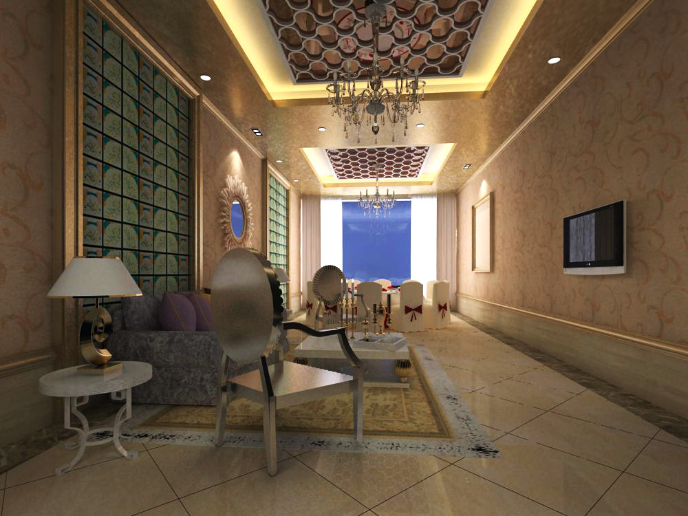 private room 008 3d model max 144909