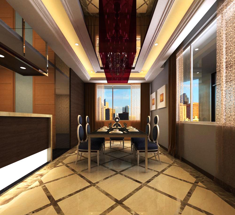 privatna soba 0112 3d model max 144915