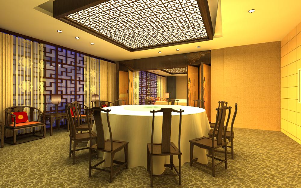 private room 016 3d model max 144940