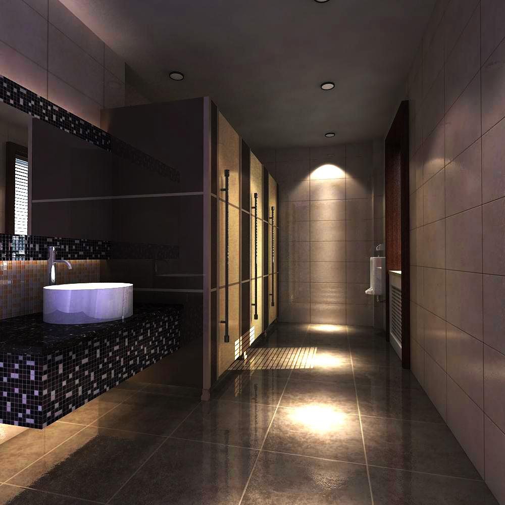 ictimai tualet 002 iki 3d model max 145014