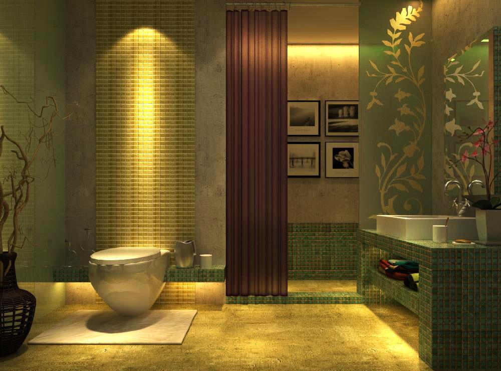 public toilet 0031 3d model max 138110