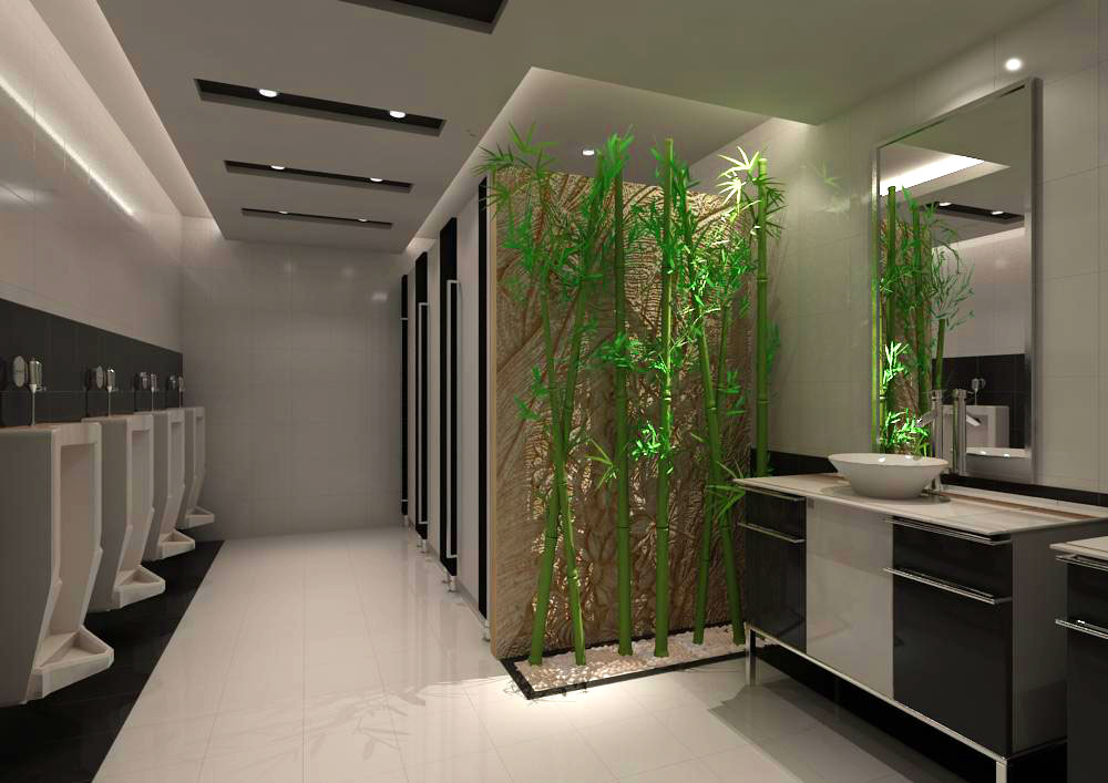 ictimai tualet 006 iki 3d model max 145024