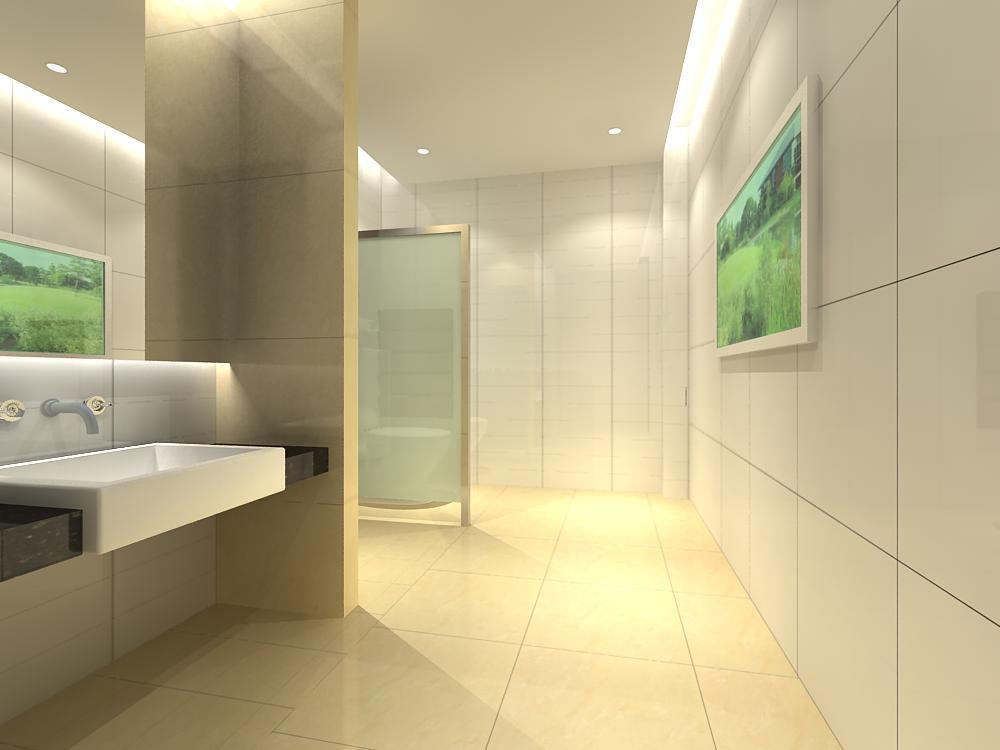 public toilet 008 3d model max 145030