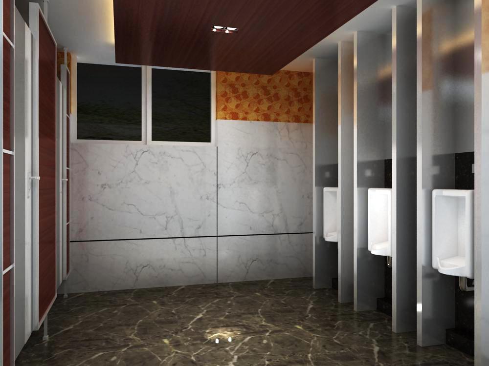 public toilet 010 two 3d model max 145032