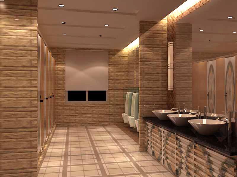 public toilet 019 3d model max 145050