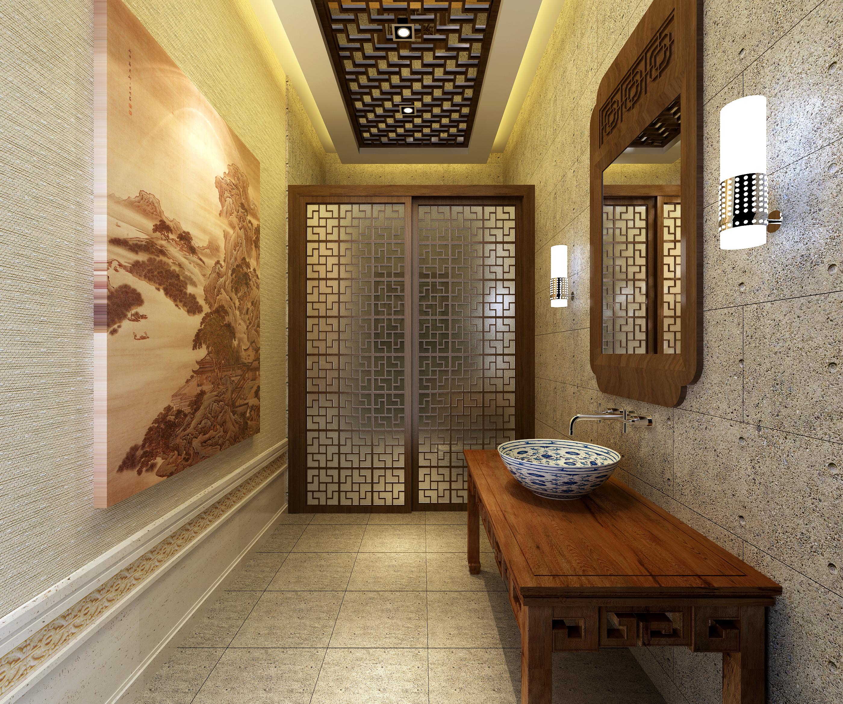 public toilet 025 3d model max 138154