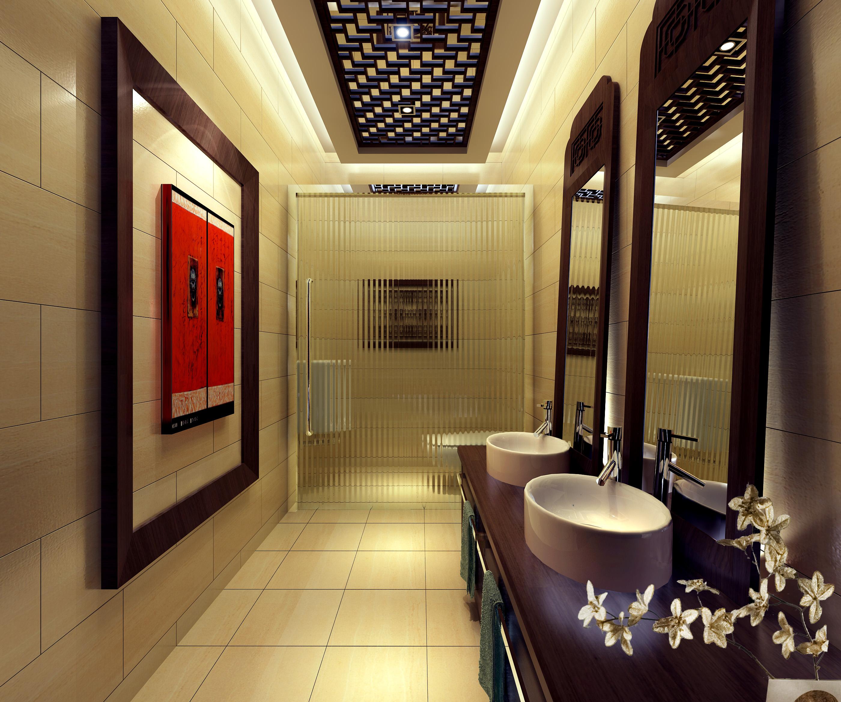 public toilet 026 3d model max 138156