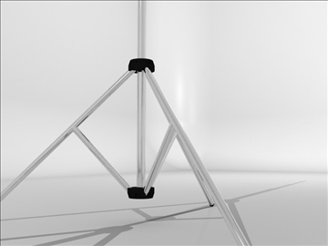 realistic studio stand 3d model 3ds max fbx obj 93578