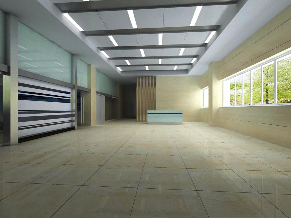 reception space 007 3d model max 145155