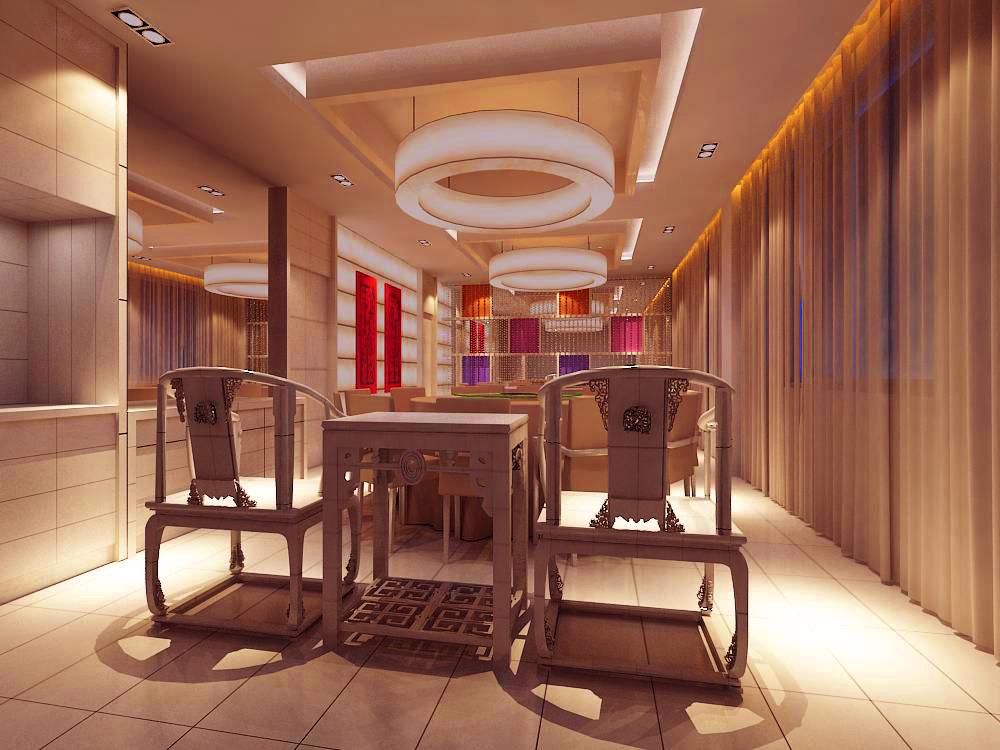 restoran 0103 3d model max 145293