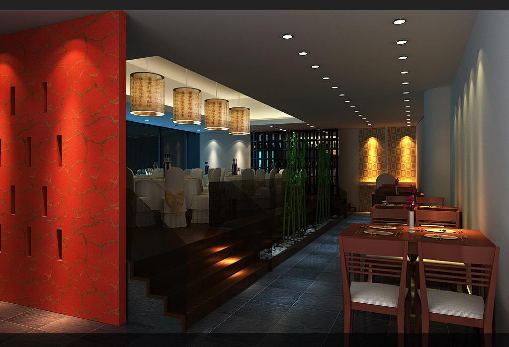 restoran 020 dva 3d modela max 145316