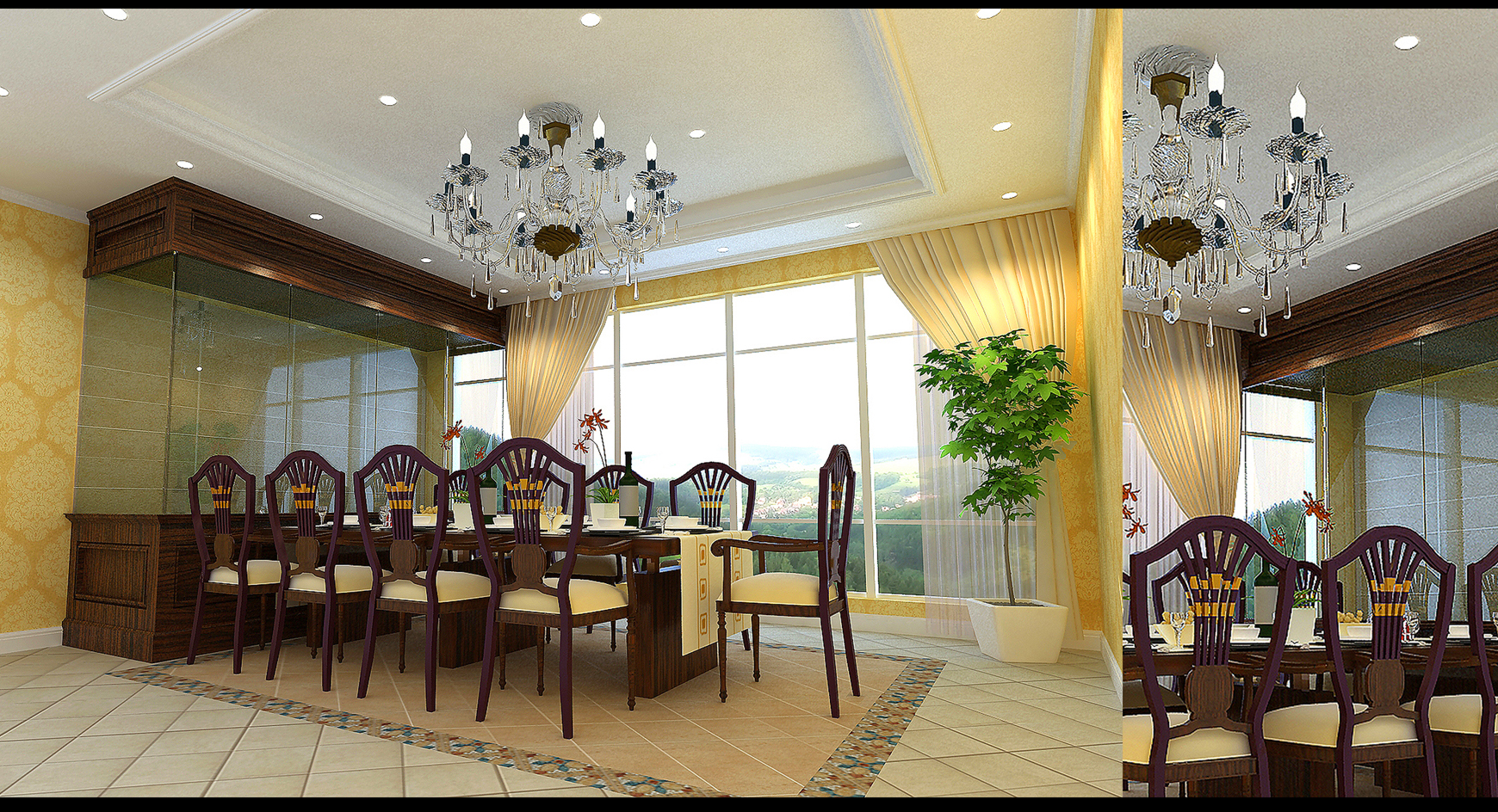 restorāns 025 3d modelis max 145340