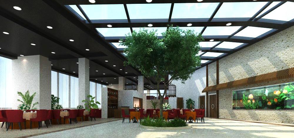 restaurant 044 3d model max 137662