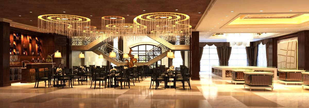 restaurant 047 3d model max 137668