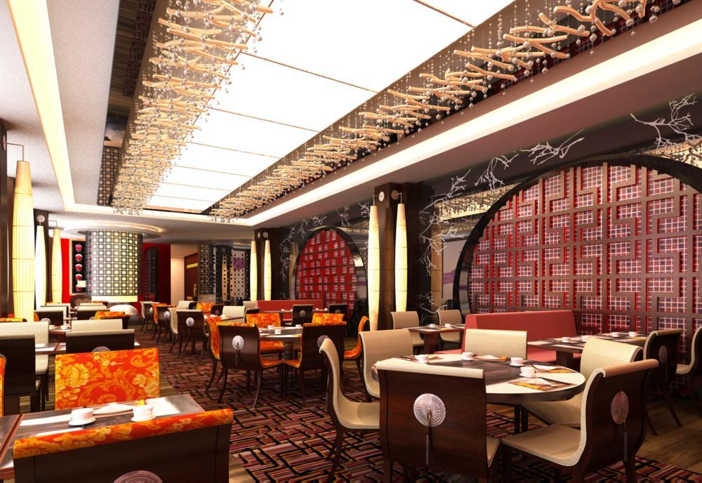 restaurant 066 two 3d model max 137719