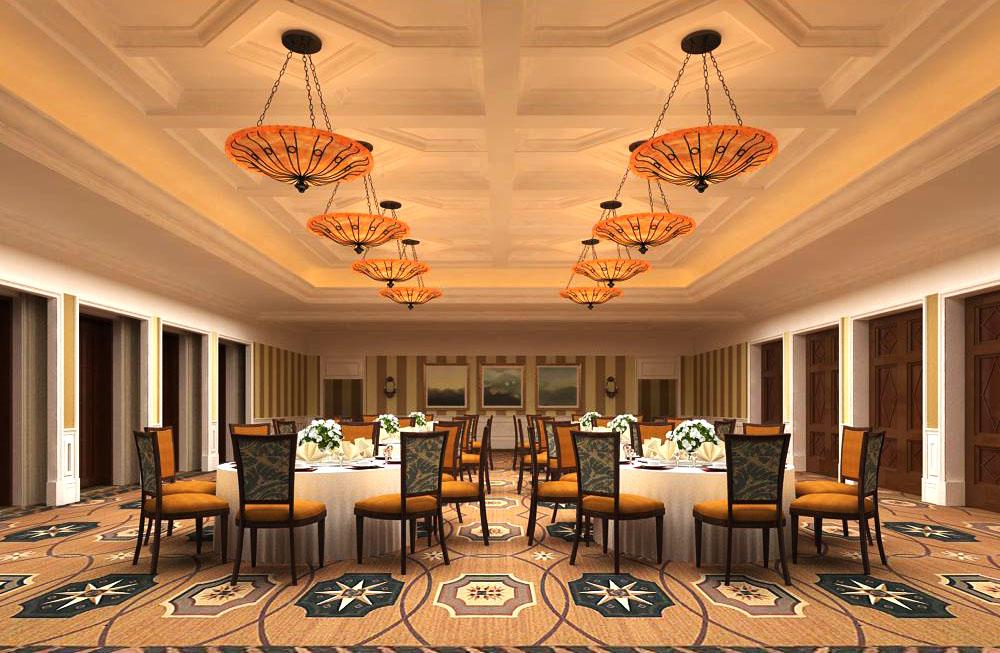 restaurant 073 3d model max 137735