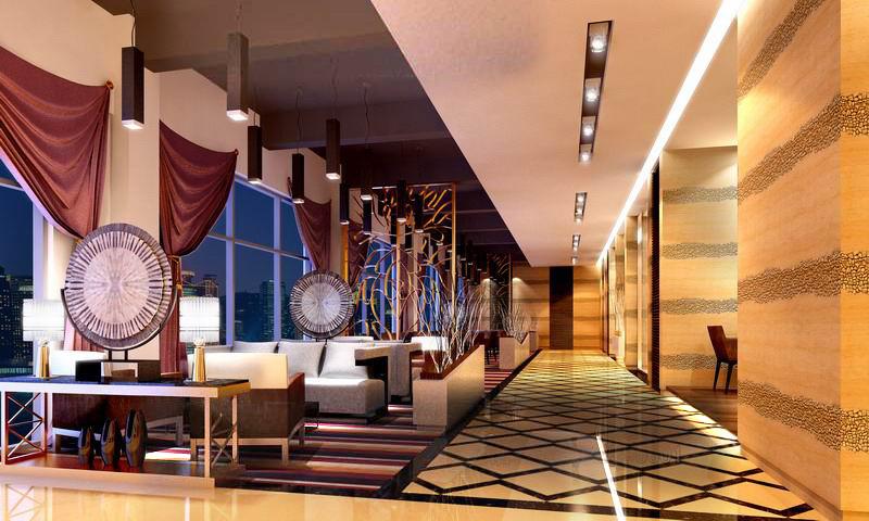 restaurant 083 3d model max 122193