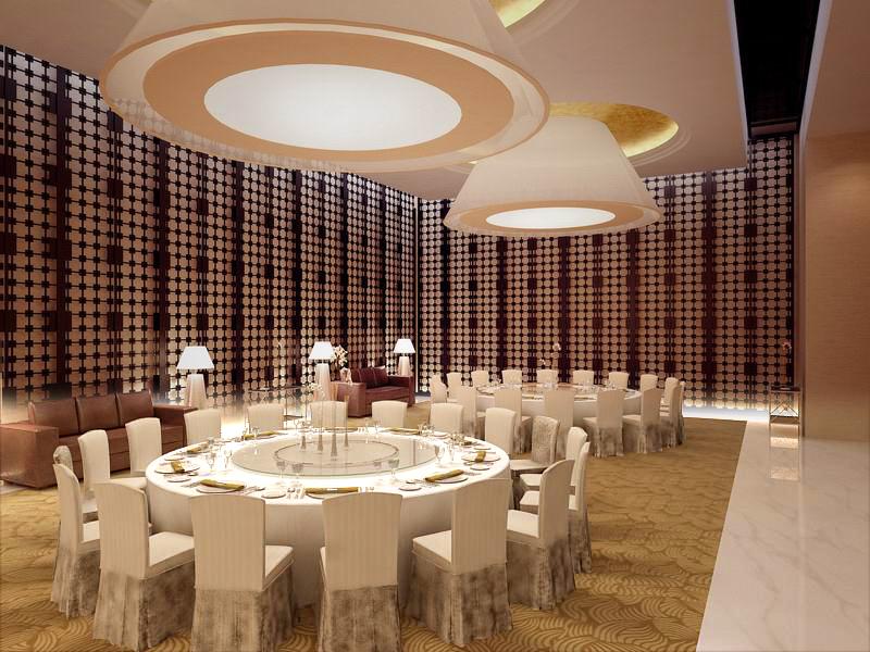 restaurant 084 3d model max 122202