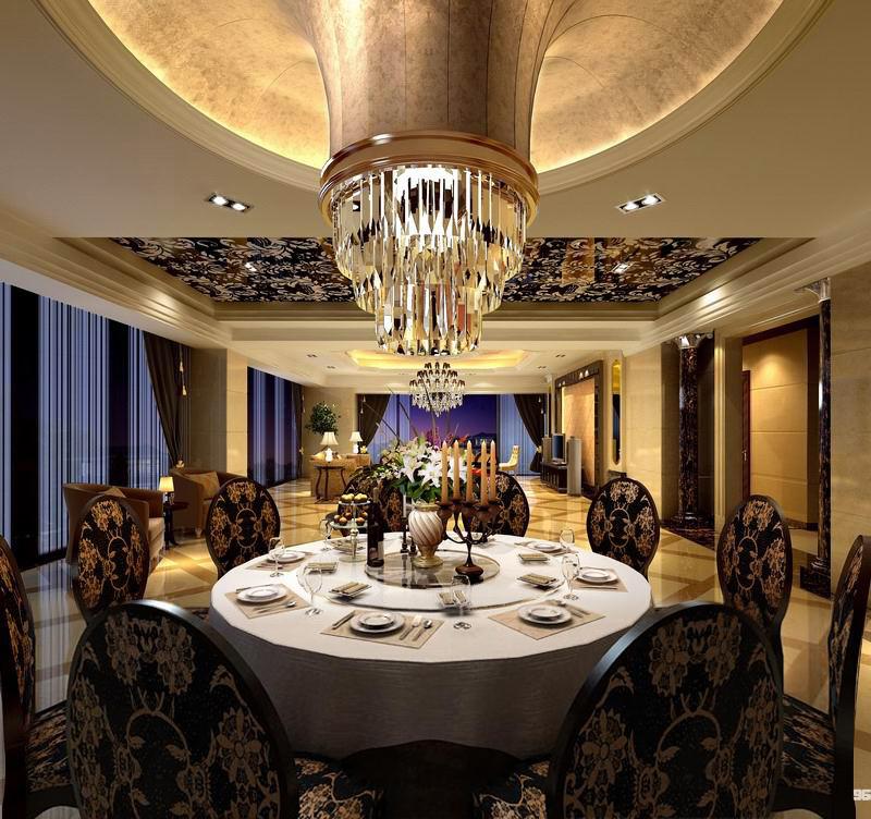 restaurant 087 3d model max 122199