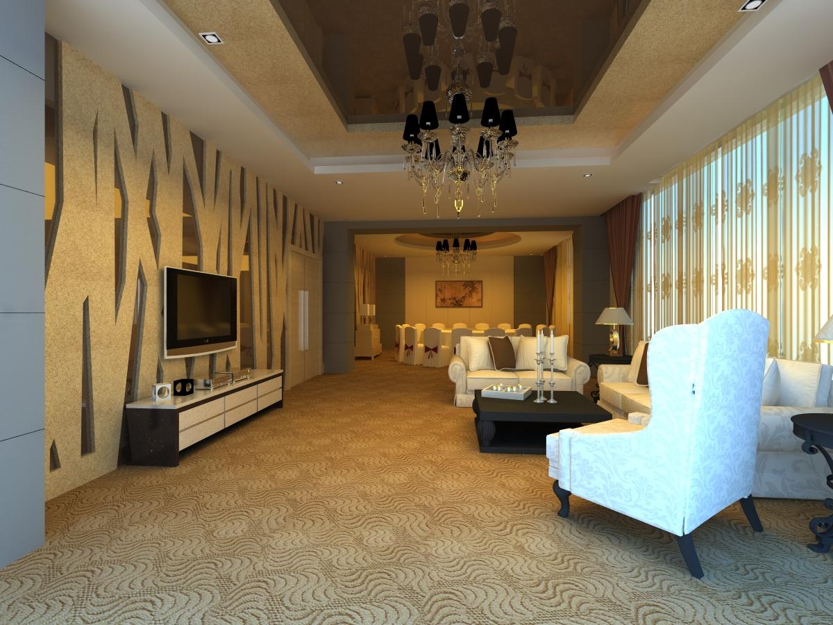 restaurant 105 3d model max 137796