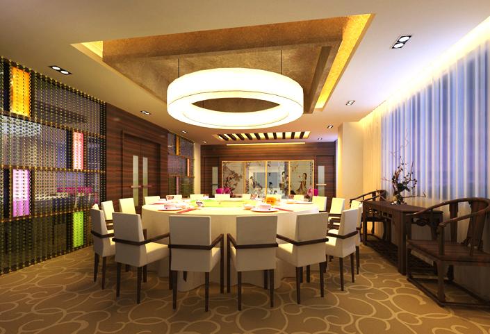 restaurant 111 3d model max 137808