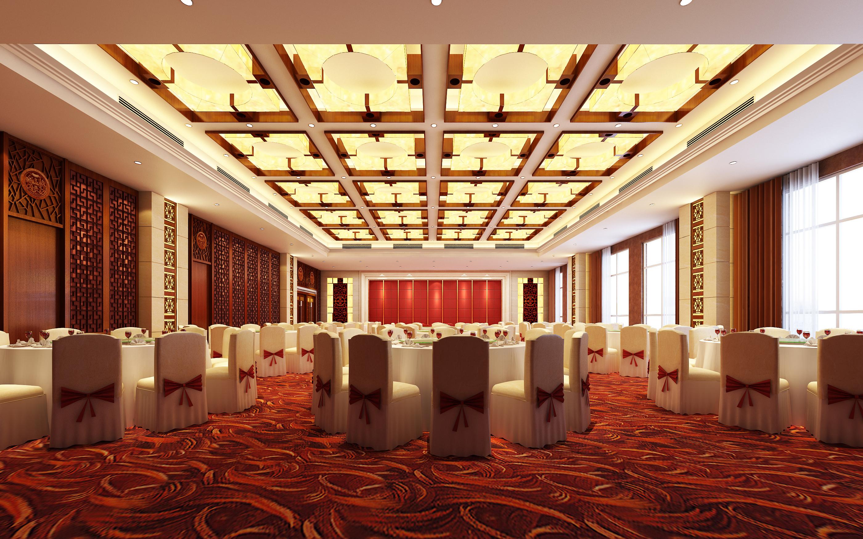 restaurant 115 3d model max 137816