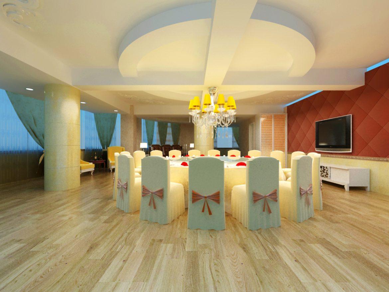 restaurant 118 3d model max 137822