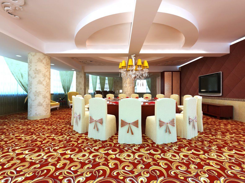 restaurant 119 3d model max 137824