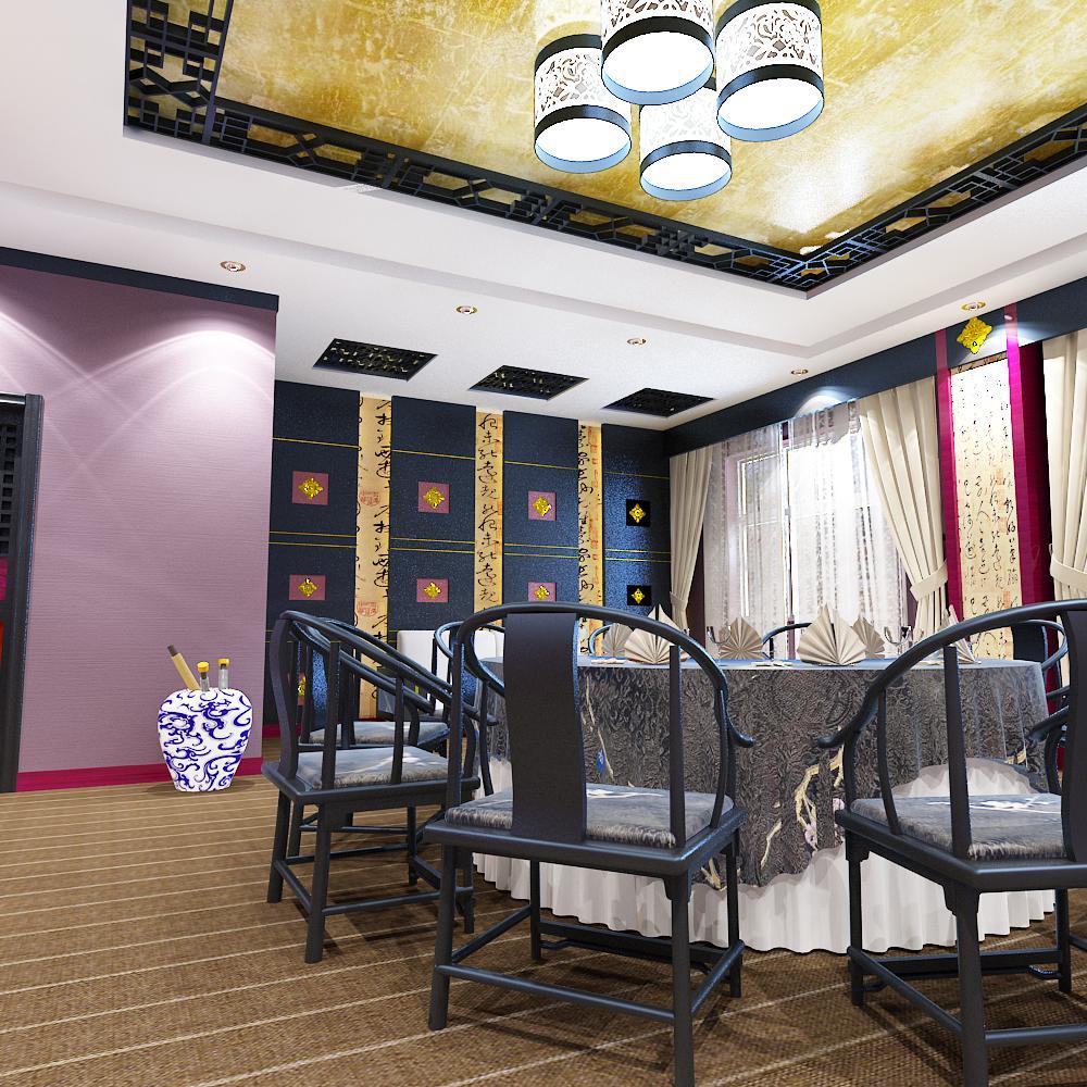 restoran scena 01-3 3d model max 145273